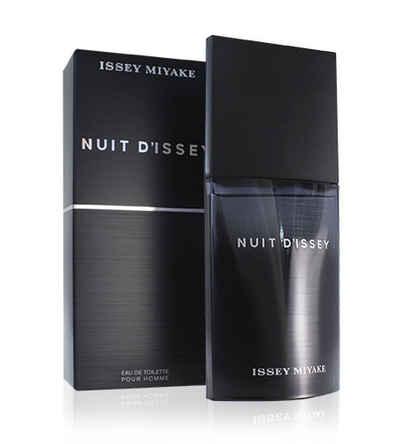Issey Miyake Eau de Toilette »Issey Miyake Nuit d'Issey for Men Eau de Toilette 75ml Spray«