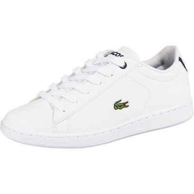 Lacoste »Sneakers Low CARNABY EVO für Jungen« Sneaker