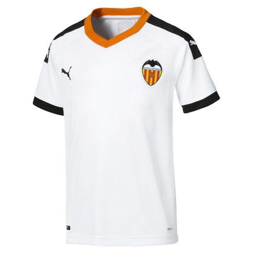 PUMA Trainingsshirt »Valencia CF Kinder Replica Heimtrikot«