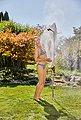 GARDENA Gartendusche »duo, 959-20«, Höhe stufenlos verstellbar, Bild 2
