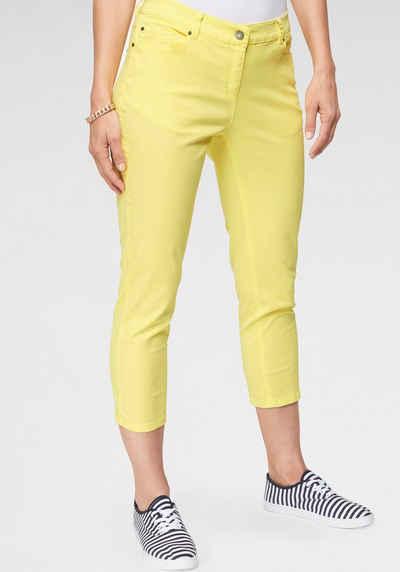 NAVIGAZIONE 7/8-Jeans »Eva«, bequeme Basic-Sommer-Jeans