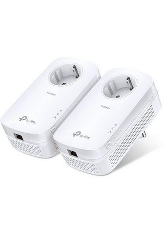 TP-Link »TL-PA8010P KIT AV1200 Powerline 2vnt....