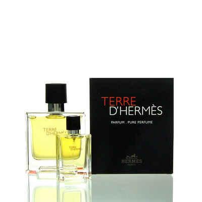 HERMÈS Duft-Set »Hermès Terre D´Hermès Set - Eau de Parfum 75 ml +«