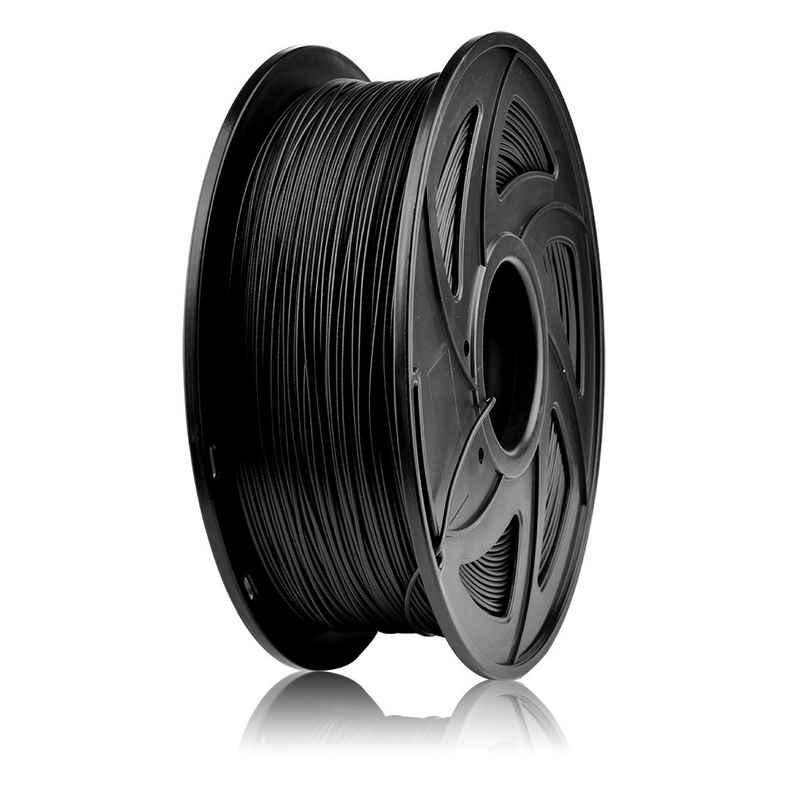 euroharry 3D-Drucker »3D Filament 1kg 1,75 mm Carbon Kohlefaser extra Stark Rolle«