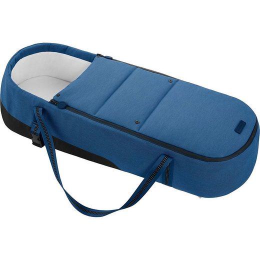 Cybex Babywanne »Kinderwagenaufsatz COCOON S, Navy Blue/ Navy blue«