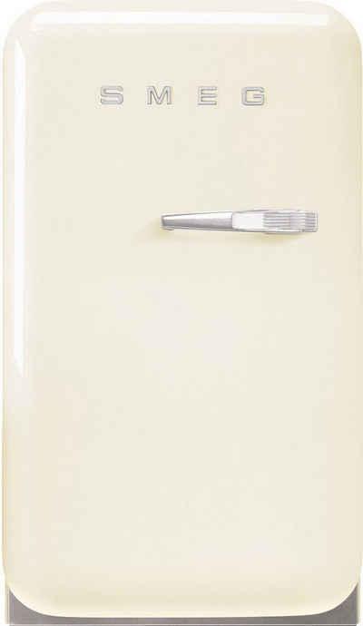 Smeg Kühlschrank FAB5LCR5, 71,5 cm hoch, 40,4 cm breit
