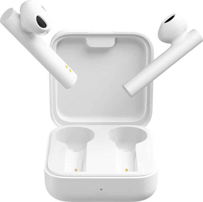 Xiaomi »Mi True« wireless In-Ear-Kopfhörer (Freisprechfunktion, Noise-Cancelling, Bluetooth, 2 Basic)