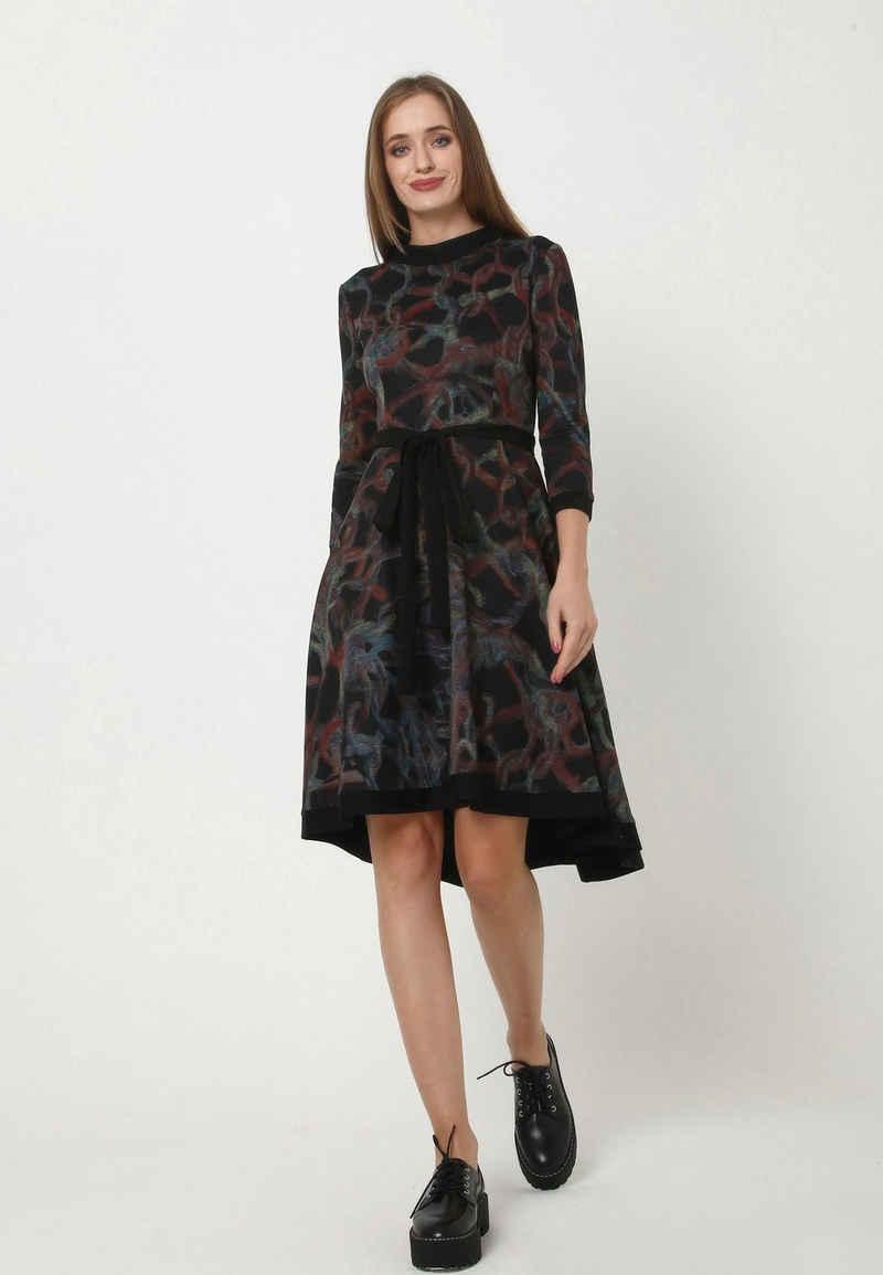 MaDam-T Vokuhila-Kleid »Kleid Sambra«
