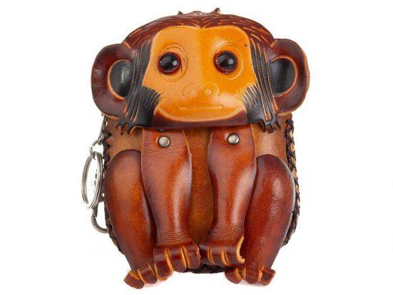 JSI Schlüsselanhänger »Affe« (1-tlg), handgefertigter Hingucker