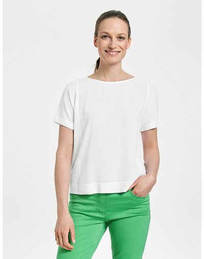GERRY WEBER Kurzarmshirt »Oversize-Shirt« (1-tlg)