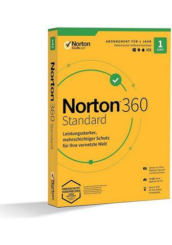 Norton 1 Gerät10 GB Cloud-Speicherplatz (Vire...
