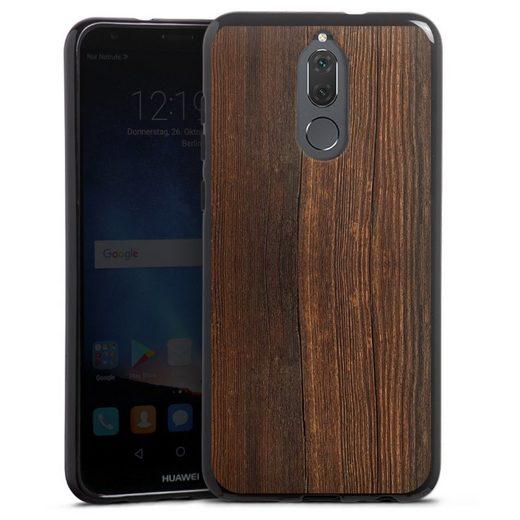 DeinDesign Handyhülle »Nußbaum Holzlook« Huawei Mate 10 lite, Hülle Nussbaum Holzoptik Holz