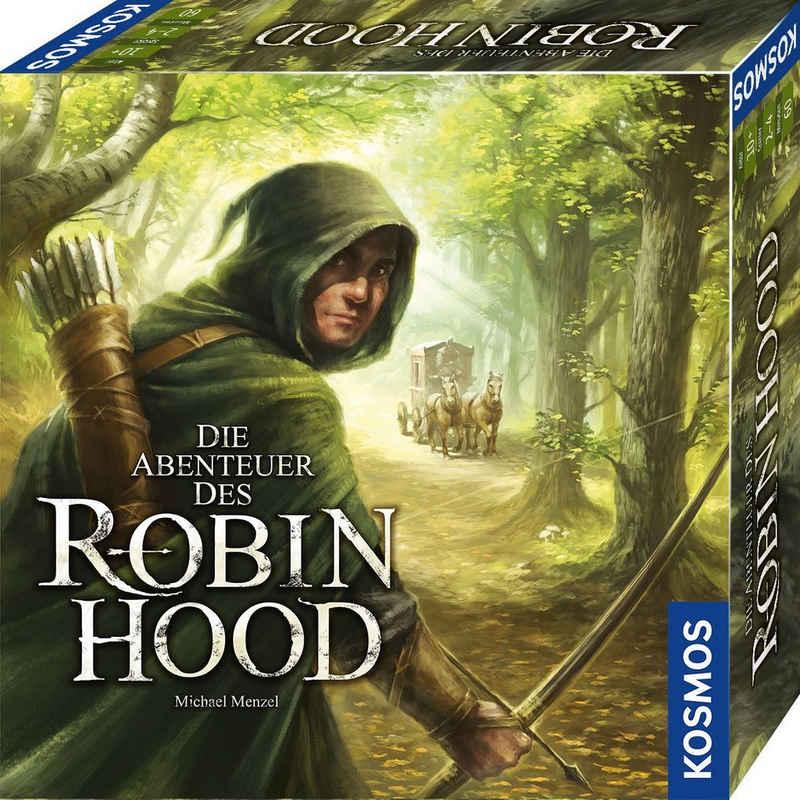 Kosmos Spiel, Familienspiel »Die Abenteuer des Robin Hood«