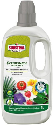 Scotts Substral Pflanzendünger »Naturen Performance Organics Pflanzen Nahrung«, 1 l