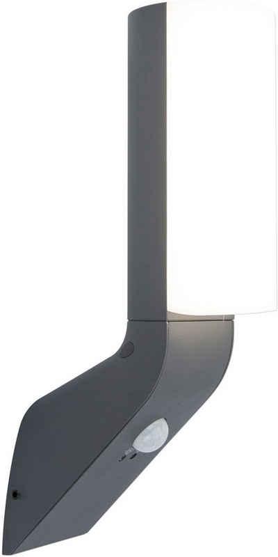 LUTEC LED Außen-Wandleuchte »BATI 5188602125«, Bewegungsmelder