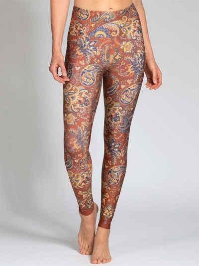 Magadi Leggings »Jaipur« aus Komfort-Stretch mit Tasche