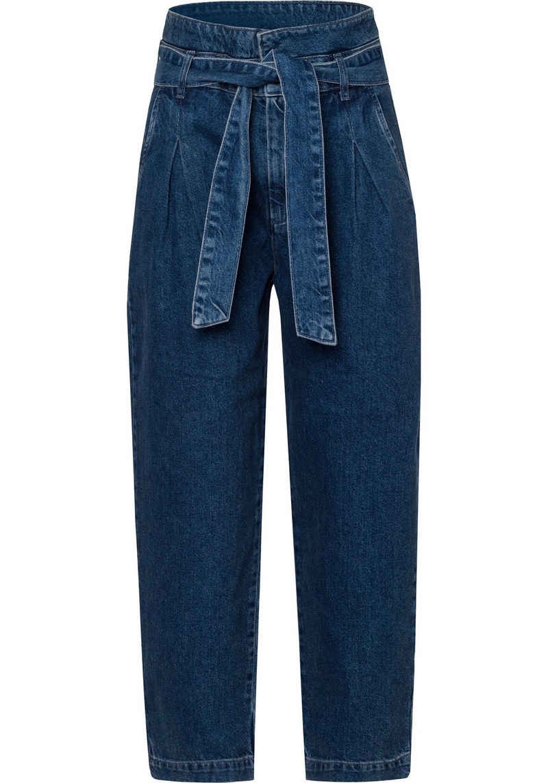 United Colors of Benetton High-waist-Jeans mit modisch hoher Taille