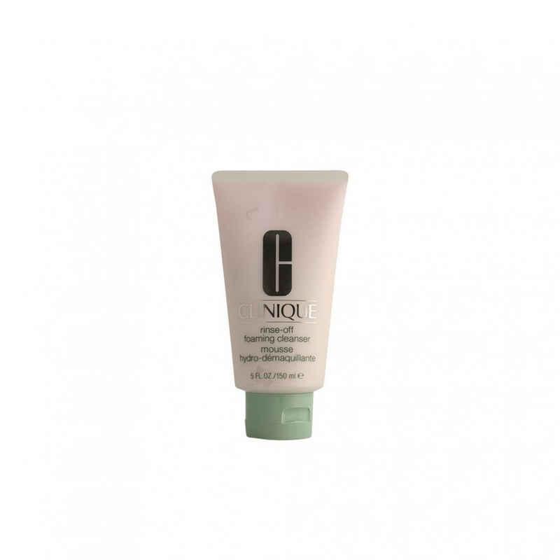 CLINIQUE Gesichts-Reinigungsschaum »Clinique Rinse-Off Foaming Cleanser 150ml«