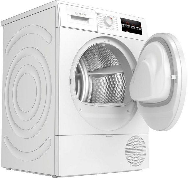BOSCH Wärmepumpentrockner WTR854A0| 7 kg | Bad > Waschmaschinen und Trockner > Wärmepumpentrockner | Bosch