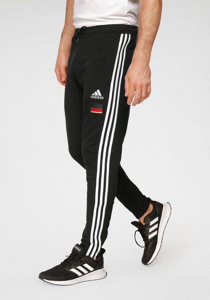 adidas performance -  Jogginghose »DFB 3 STRIPES PANT«