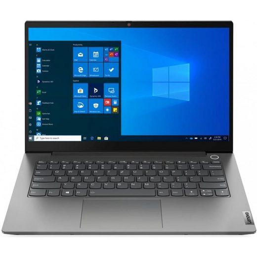 Lenovo ThinkBook 14 G2 ARE (20VF000AGE) Notebook 16GB/512GB SSD/AMD Radeon/Ryzen 5 Notebook (35,6 cm/14 Zoll, AMD Ryzen 5, Radeon, 512 GB SSD)