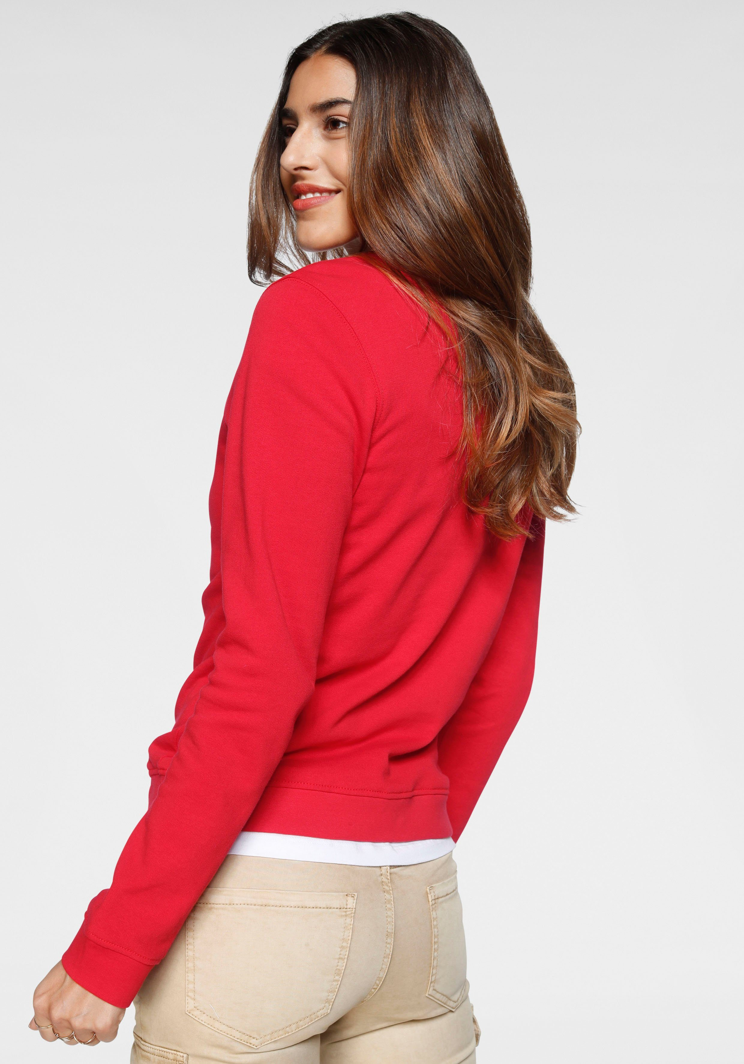 Tom Tailor Polo Team Sweatshirt (set, 2-tlg., Mit T-shirt) Online Kaufen