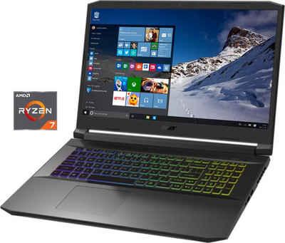 Acer Nitro 5 AN517-41-R0L3 Notebook (43,94 cm/17,3 Zoll, AMD Ryzen 7, GeForce RTX 3080, 1000 GB SSD)