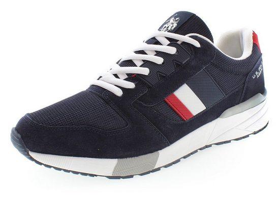 U.S. Polo Assn »CLEM« Sneaker mit gepolstertem Schaftrand