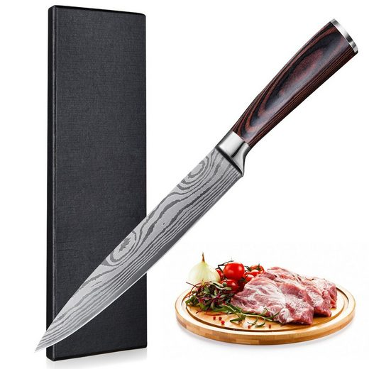 Home safety Fleischmesser »Home Safety Fleischmesser Japanisches Kochmesser aus Hochwertigem Carbonstahl«