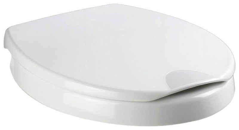 WENKO WC-Sitz »Secura Comfort«, mit Sitzflächenerhöhung und Absenkautomatik
