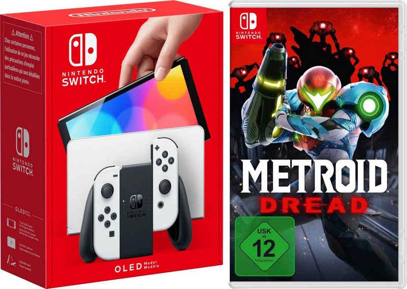 Nintendo Switch, OLED-Modell inkl. Metroid Dread