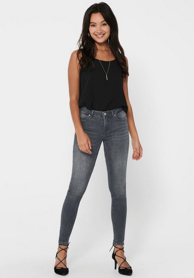 only -  Ankle-Jeans »ONLKENDELL«