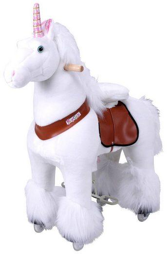 PonyCycle Reittier »Sternschnuppe«, Einhorn Größe: S