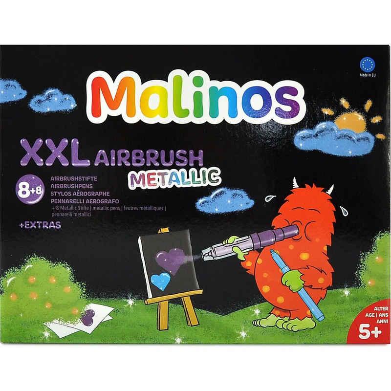 Amewi Dekorierstift »Malinos XXL Airbrush Metallic«