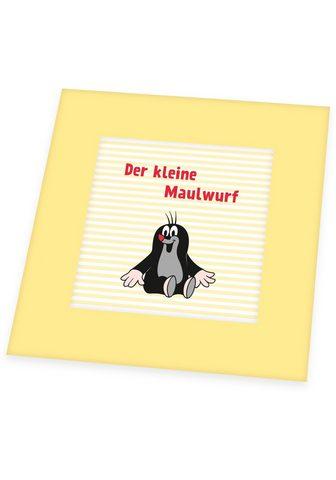 Herding Krabbeldecke »Der nedidelis Maulwurf g...
