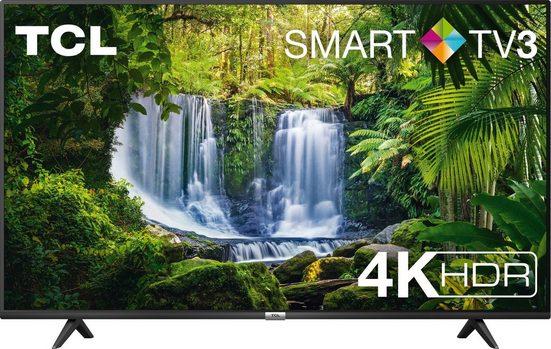 TCL 50P611X1 LED-Fernseher (126 cm/50 Zoll, 4K Ultra HD, Smart-TV)