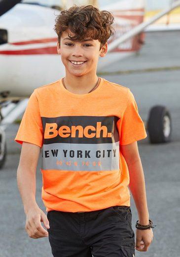 Bench. T-Shirt »NEW YORK CITY«