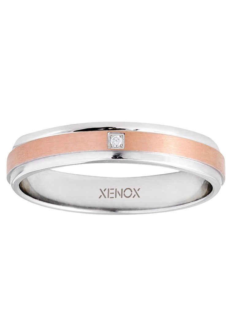 XENOX Partnerring »XENOX & FRIENDS, X2545, X2546«, wahlweise mit oder ohne Zirkonia