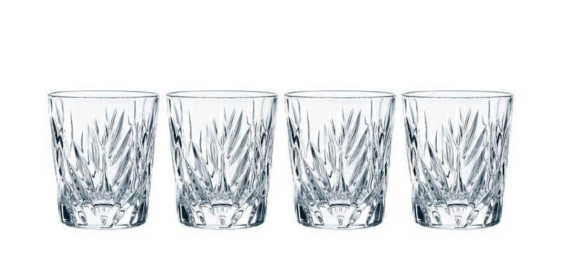 Nachtmann Longdrinkglas »4x Whiskybecher Imperial − 93428 − 310 ml«, Glas
