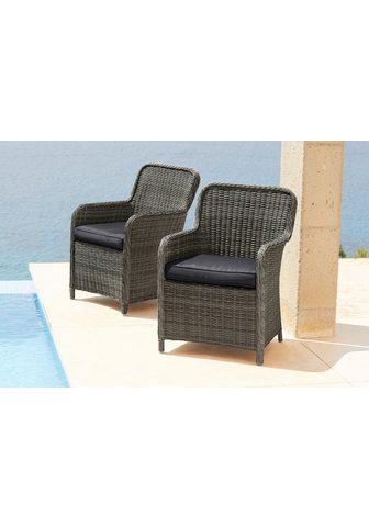 KONIFERA Poilsio kėdė »Florenz« Polyrattan anth...