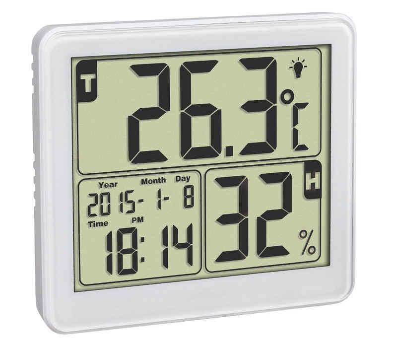 TFA Dostmann Raumthermometer »Thermo-Hygrometer TFA 30.5042 Raumklimakontrolle«