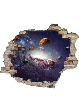 queence Wandtattoo »Planeten« (1 vienetai)