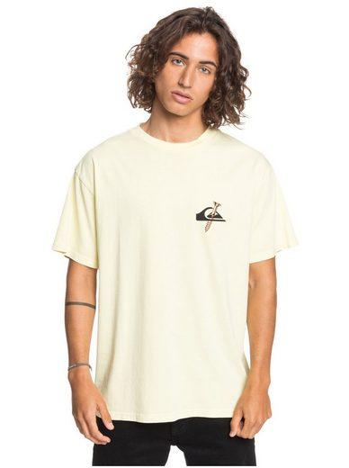 Quiksilver T-Shirt »Broken Tongue«