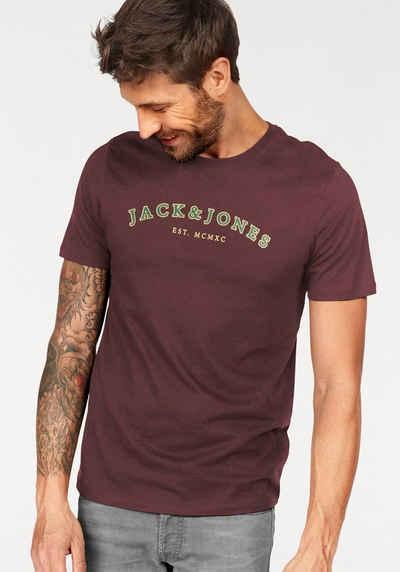 Jack & Jones T-Shirt »CROSS TEE«
