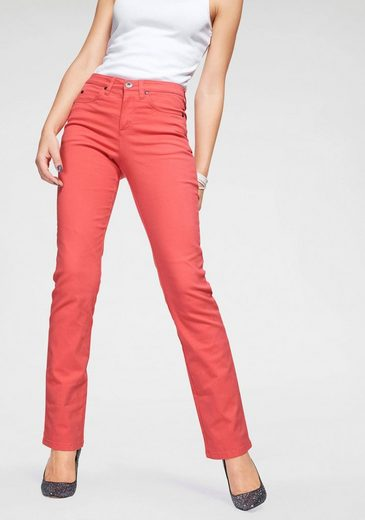 Arizona Gerade Jeans »Comfort-Fit« High Waist