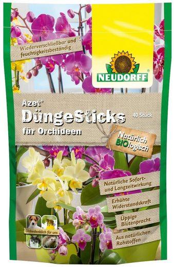 NEUDORFF Düngerstäbchen »Azet Orchideen«, 40 Sticks