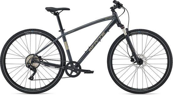 Whyte Bikes Fitnessbike »Malvern V1«, 10 Gang Shimano Deore Schaltwerk, Kettenschaltung
