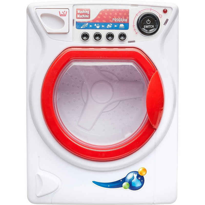 Idena Kinder-Putzwagen »Waschmaschine mit Licht und Sound«