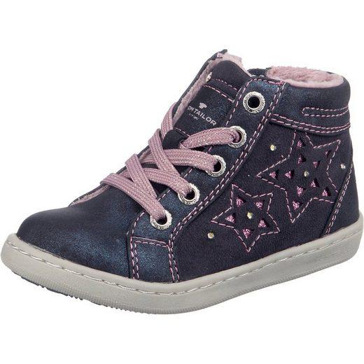 TOM TAILOR »Sneakers High Blinkies für Mädchen« Sneaker
