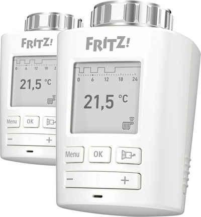 AVM Heizkörperthermostat »FRITZ!DECT 301 Heizkörperregler (2er Set)«, (Set, 2 St)